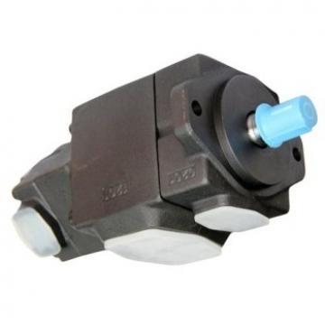 Yuken PV2R23-33-60-F-RAAA-41 Double Vane Pumps
